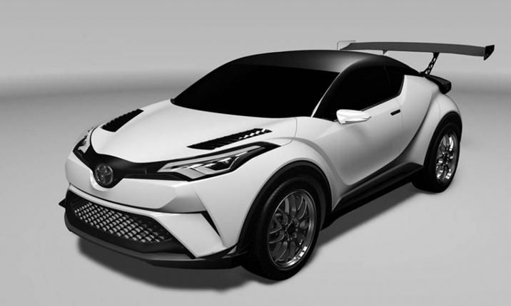 【赛事】丰田GAZOO将派出全新C-HR参战纽博格林24小时耐力赛