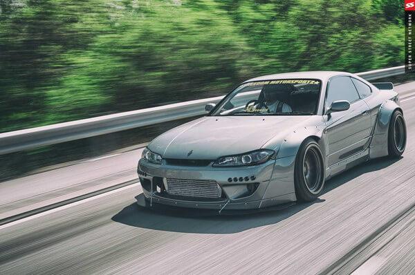 Rocket Bunny Nissan Silvia S15 (7)