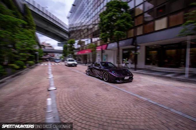 这辆追求完美的RX-7 正是玩车该有的态度