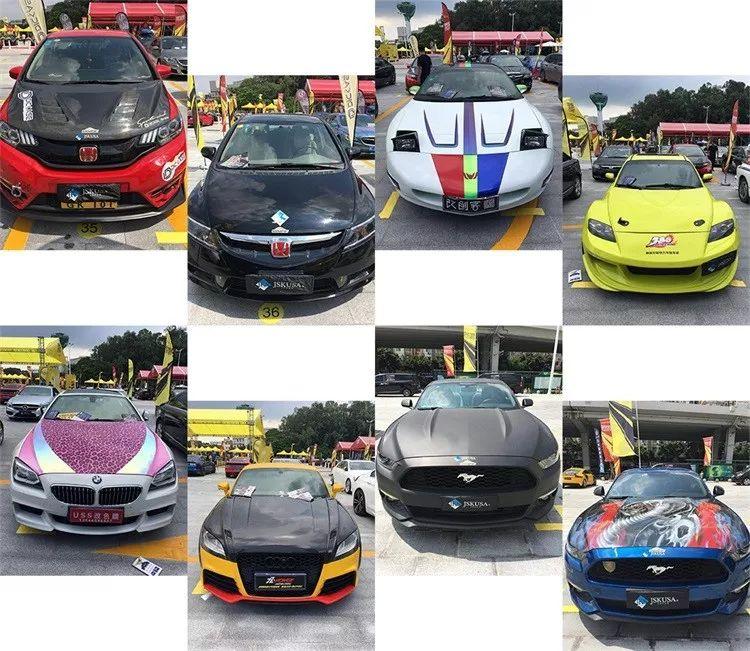 永福益友汽车文化节——改啊人协办的一场行业盛事