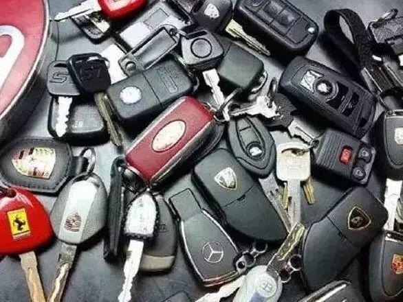 玩车 | 逼格最高的10款车钥匙,老司机们最喜欢哪一个呢?