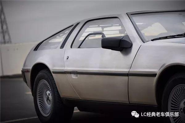 更车室 | 过去的未来战士,1981年迪罗里安 DMC-12
