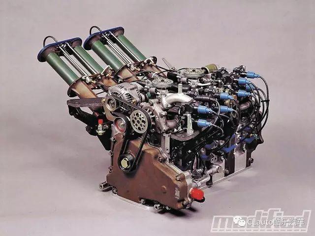酷乐改装百科 | 全球最顶级的赛用引擎,每一台都是科技的完美体现