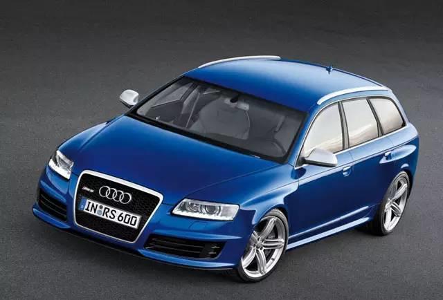 奥迪RS6的魅力何在? 奥迪RS6性能房车的前世今生