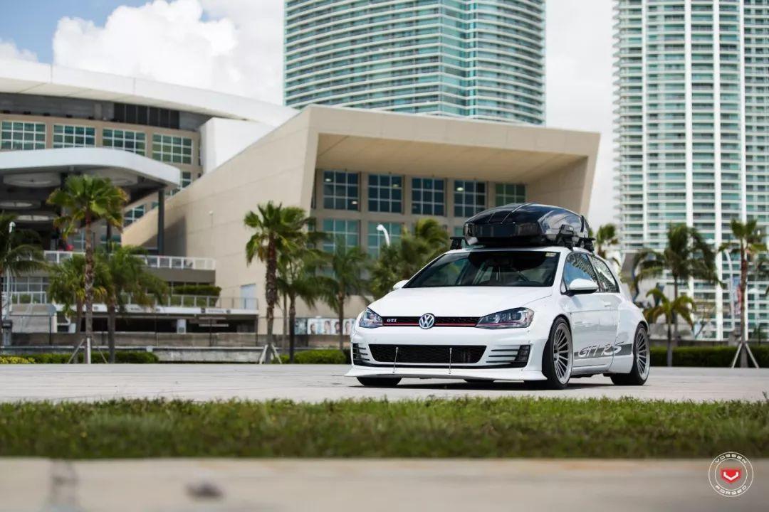 以RS之名,打造一台高尔夫GTI