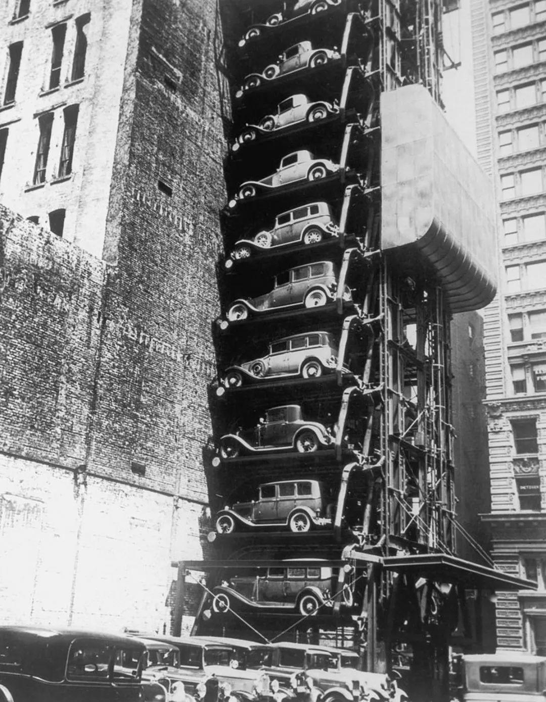 车趣|各种脑洞大开的魔幻现实主义停车楼