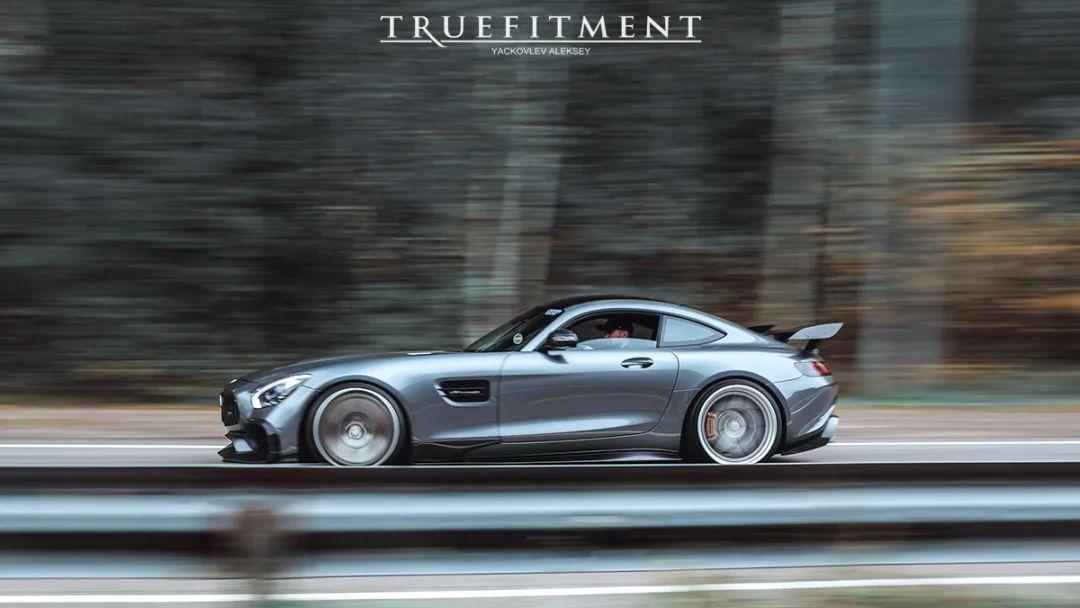 这台670匹的速度杀器,是你想要的AMG GT吗